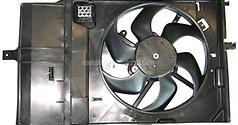 Крыльчатка вентилятора охлаждения Nissan Patrol (2010-2013)