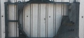 Диффузор вентилятора охлаждения Nissan Patrol (2004-2010)