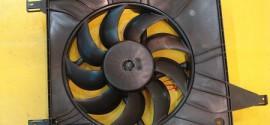 Вентилятор охлаждения  Nissan Qashqai (2006-2010)
