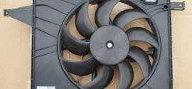 Вентилятор охлаждения  Nissan Qashqai (2010-2013)