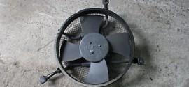 Вентилятор радиатора кондиционера Nissan Patrol (2004-2010)